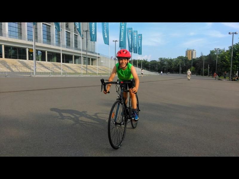 Ciclism la Arena Naţională