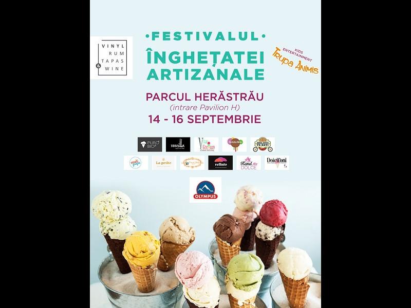 Gelato Fest - Festivalul Îngheţatei Artizanale 2018