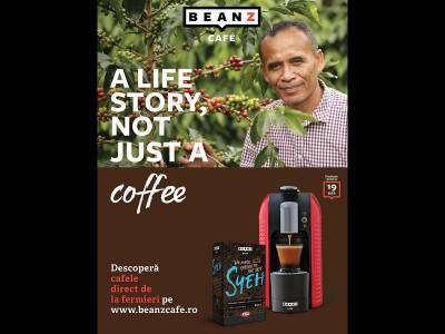 A life story, not just a coffee