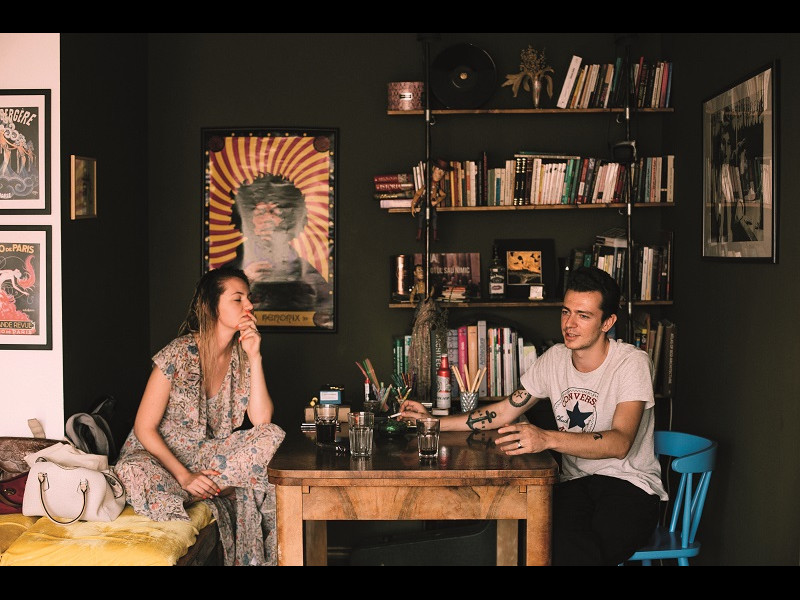 Jean şi Bianca  - Modern Love Story
