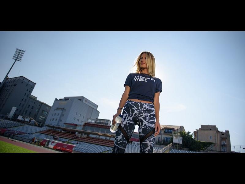 Flavia Mihășan este noul brand ambasador Vitamin Well România