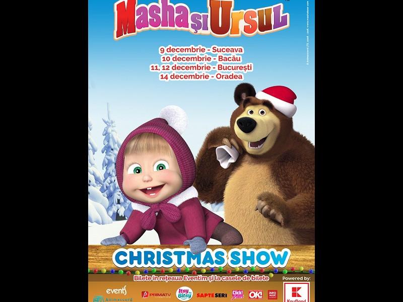 Masha și Ursul se întorc în România