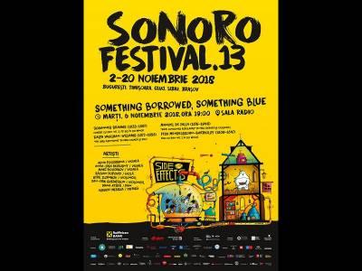 Efectele secundare ale muzicii  la cea de-a XIII-a ediție a Festivalului SoNoRo