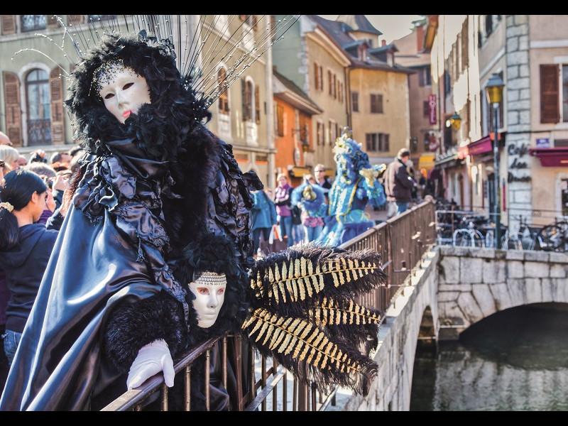 Istoria Carnavalului de la Veneţia
