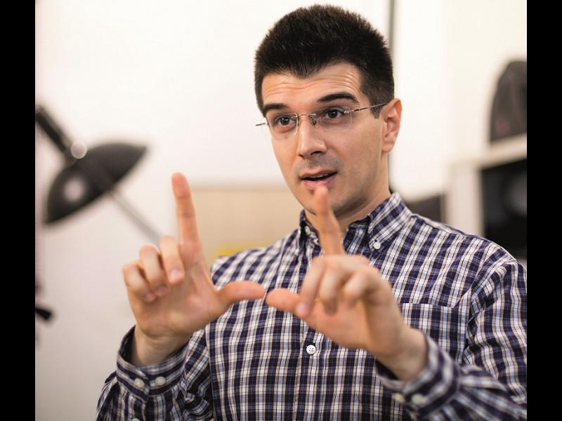 Interviu Adrian Tapciuc