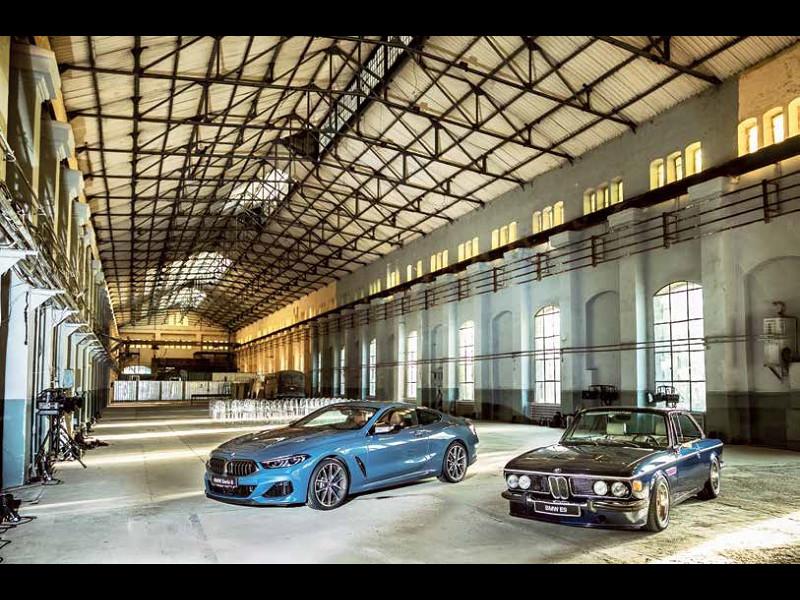 Seria 8, mai mare, mai BMW