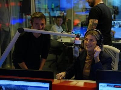 Surpriza Digi FM pentru Lidia Buble