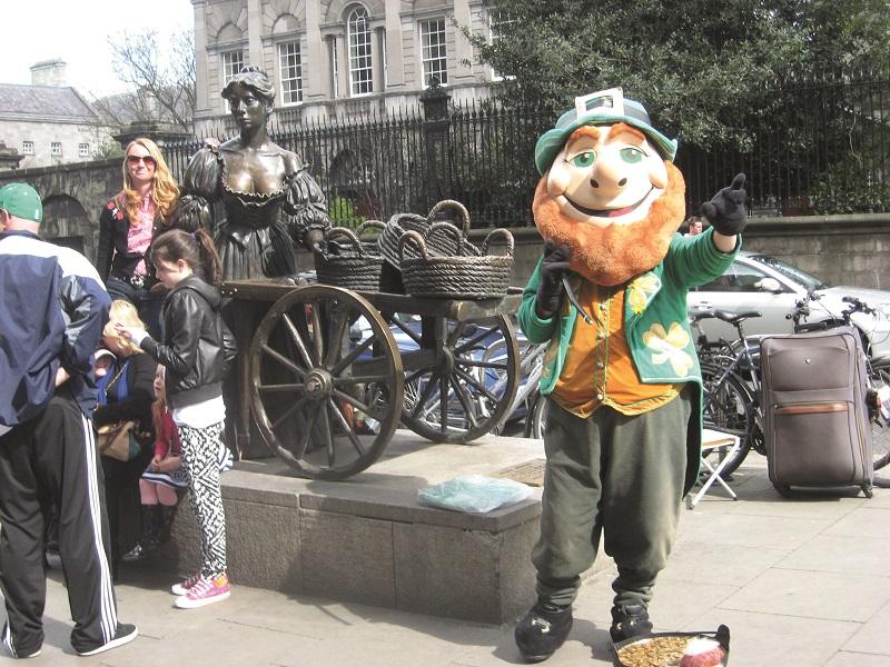 Dublin - insula verde a spiridușilor