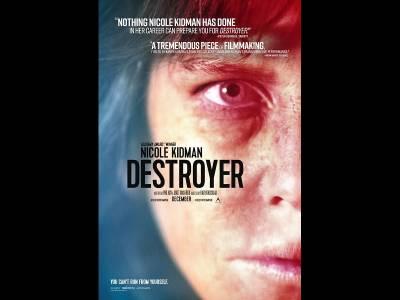 Destroyer - Primul român care s-a pupat cu Nicole Kidman!!!