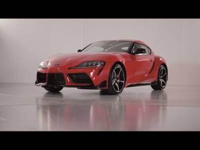 Noua generaţie Supra - Toyota model BMW