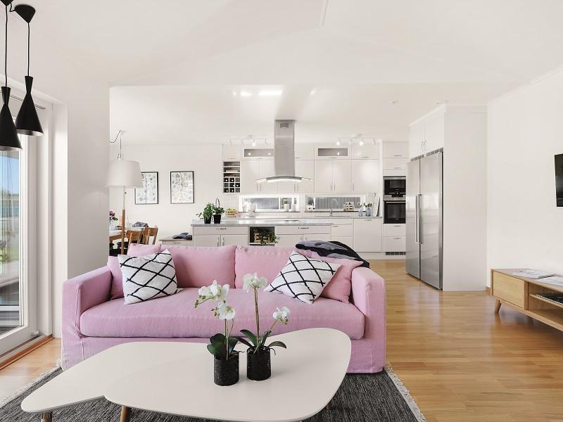 Culorile în trend pentru design interior în 2019
