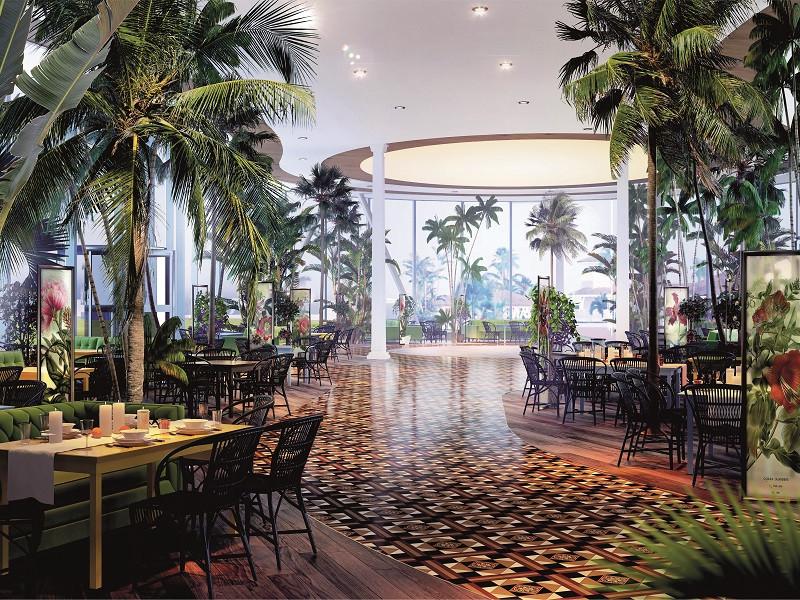 Humboldt Restaurant Concept