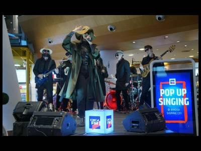 DIGI FM POP UP - CÂNTARE SURPRIZĂ CU FELI