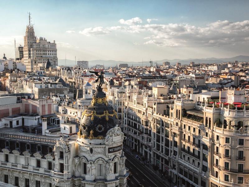 Madrid - o destinaţie perfectă pentru această primăvară