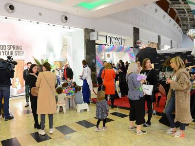 Magazinul Next din Băneasa Shopping City