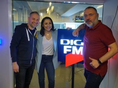 Andra, exclusiv la Digi FM