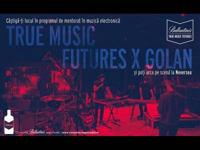 Ballantine's lansează True Music Futures