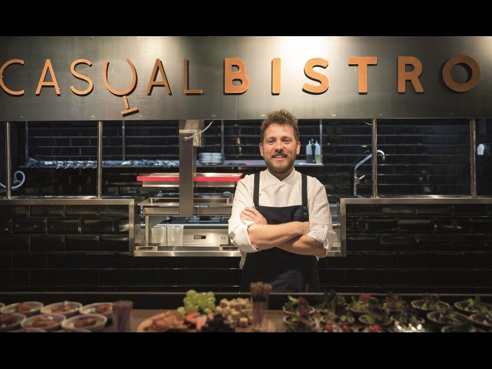 Maison des Chefs, primul restaurant concept Mega Image