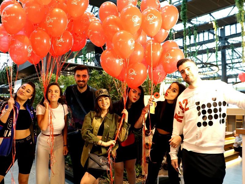 Liviu Teodorescu, Nicole Cherry, Speak, Ștefania și Camelia Bălțoi au sărbătorit 14 ani de UTV