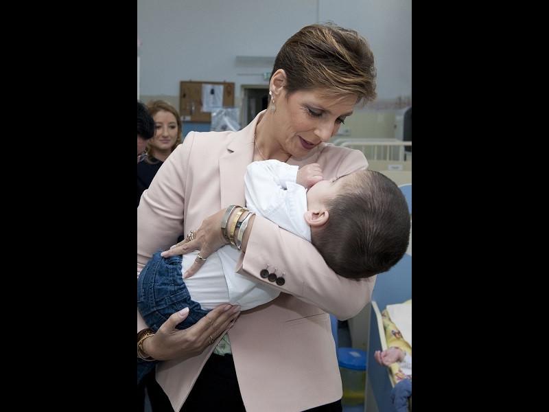 Alteța Sa Regală Principesa Maria a României susține Copii în Dificultate