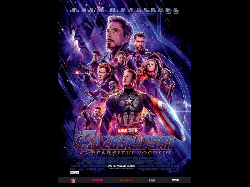 Cea mai titrată producție Marvel ajunge pe marile ecrane