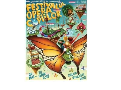 Festivalul Opera Copiilor 2019