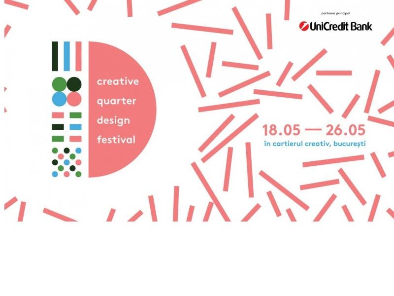Începe Creative Quarter Design Festival