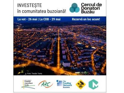 Crowdfunding Cercul de Donatori Buzău