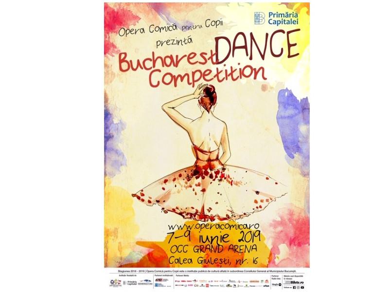 Bucharest Dance Competition în cadrul FOC 2019
