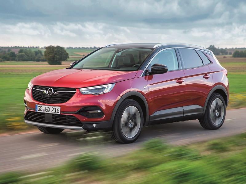 Opel Grandland X Hybrid 4 Electrică atât cât trebuie