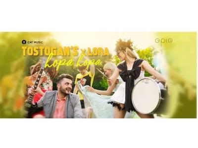 Hopa hopa | Tostogan'S și Lora colaborează pentru prima oară