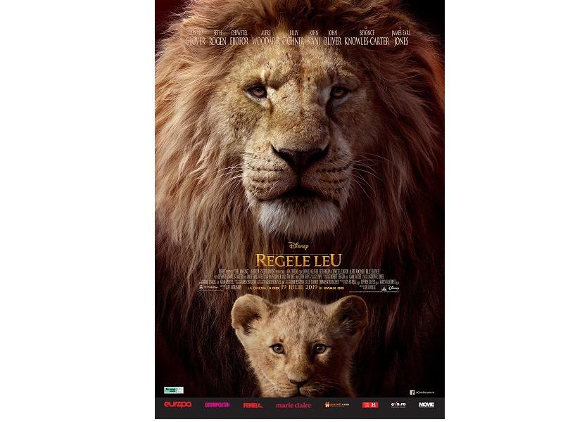 The Lion King / Regele leu, evenimentul cinematografic al verii