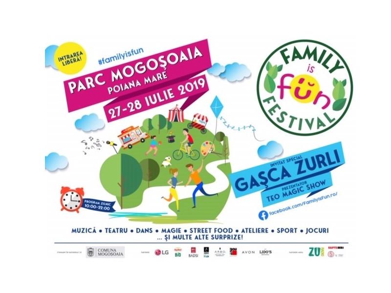Family is Fun, Hai la Festival !