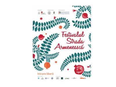 Festivalul Strada Armenească | 2-4 august 2019 | ediția VI