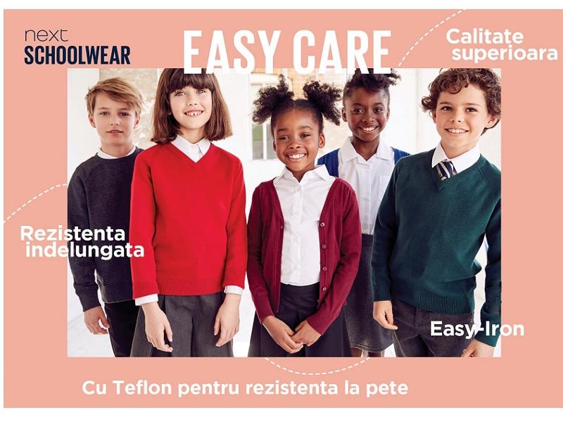 Noua colecţie Next School îi pregăteşte pe copii pentru şcoală