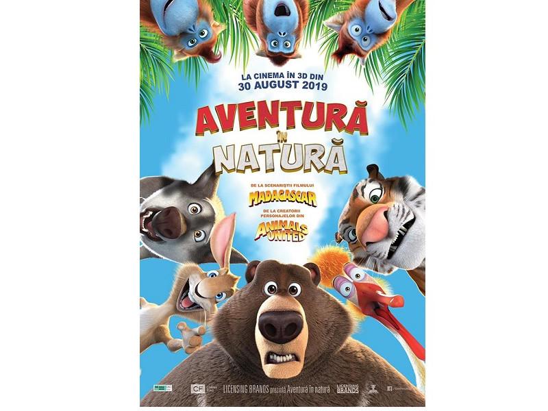 The Big Trip   Aventură în natură, animația care cucerește toate generațiile