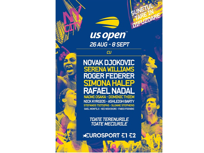Experții Eurosport despre șansele Simonei Halep la US Open