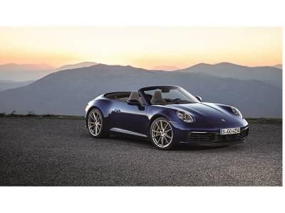 Habemus Porsche: Carrera al VIII-lea