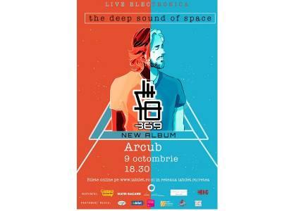 Sunetele planetelor și muzică electronică, într-un concert marca The Deep Sound of Space