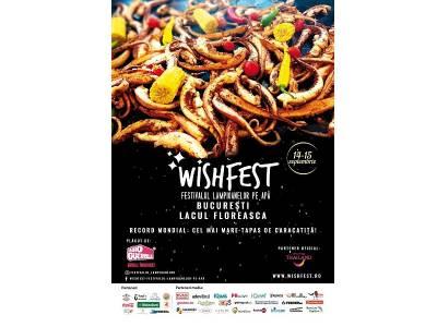WishFest - Festivalul Lampioanelor pe Apă