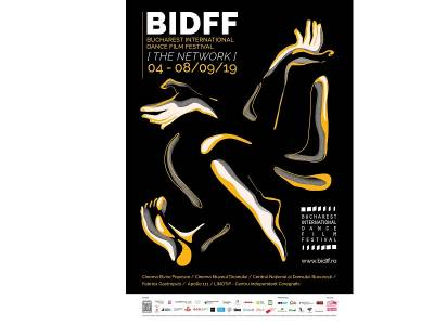 Bucharest International Dance Film Festival prezintă EXPAND