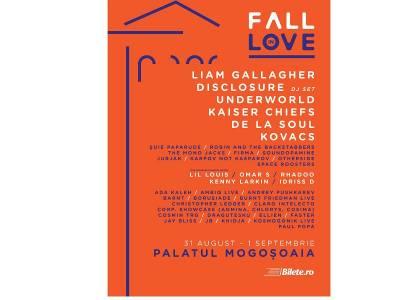 O nouă scenă, dedicată muzicii electronice, la Fall in Love Festival