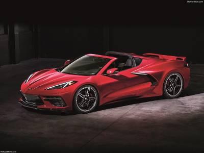 Noul Corvette C8 Make America Great Again