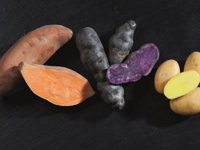 Ce garnitură alegem: cartof dulce sau obișnuit?