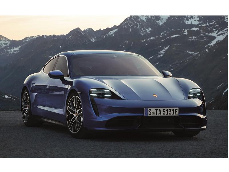 Porsche Taycan   Imperiul contraatacă