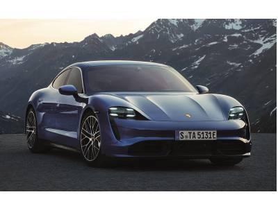 Porsche Taycan | Imperiul contraatacă