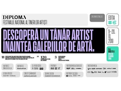 Începe DIPLOMA, festivalul naţional al tinerilor artişti
