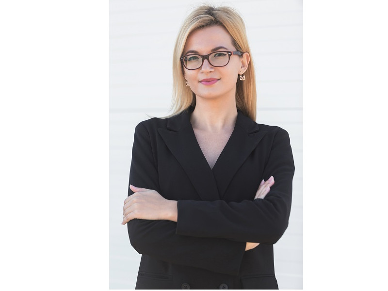 Ana Maria Liță | Junior Marketing Specialist LPP Romania Fashion