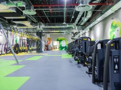 Cel de-al 39-lea club de health & fitness în Sema Parc
