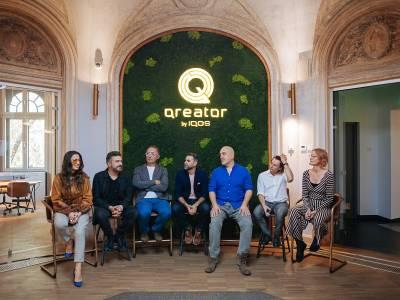 Lia Bugnar și Marius Manole se alătură Institutului Qreator